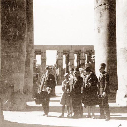 1929_AMORC_tour_to_Egypt