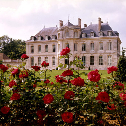 Chateau-domonville-france
